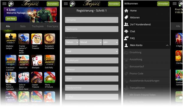Casino für Smartphones - 11252