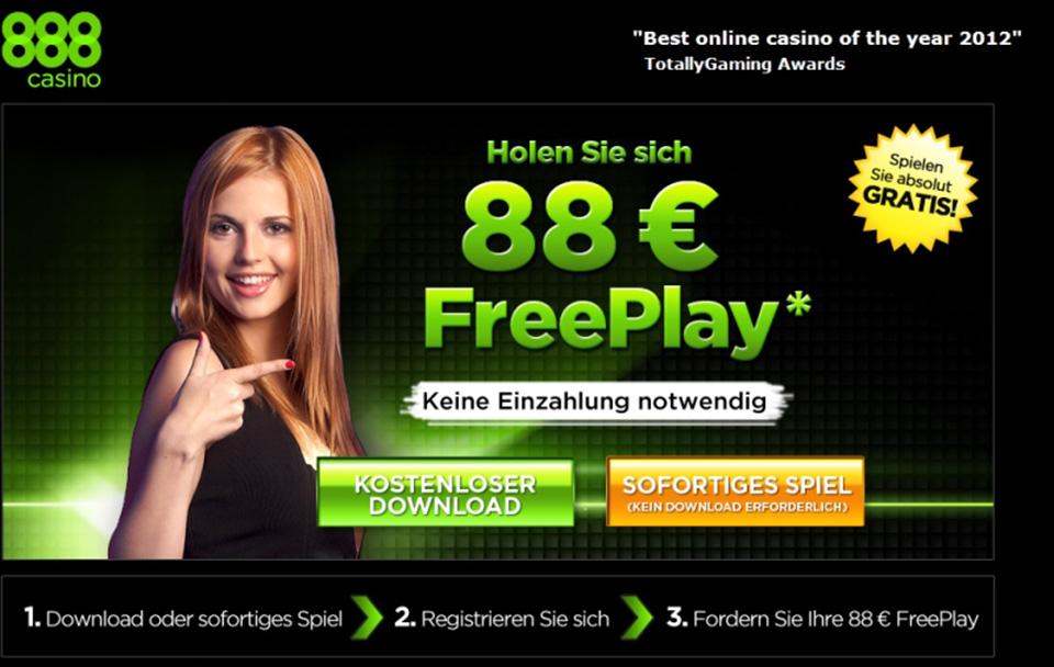 Casinospiele Bonus