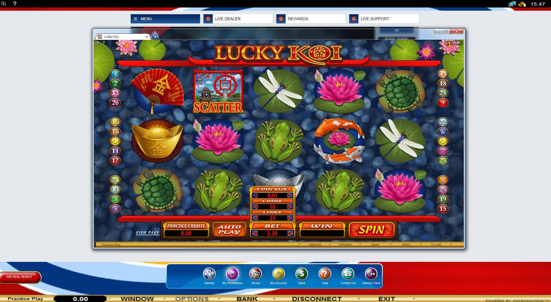 Casino online - 54390