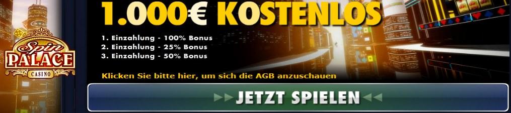 Online Casino Bonus - 2569