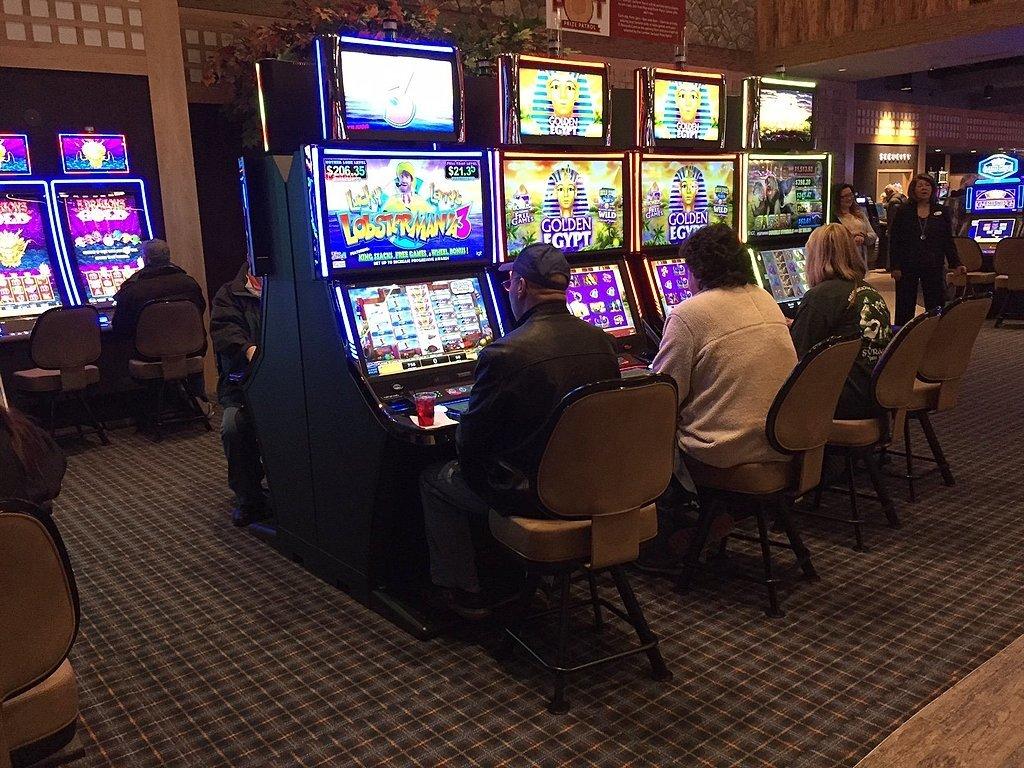 1 Mindestsatz Casino - 4466