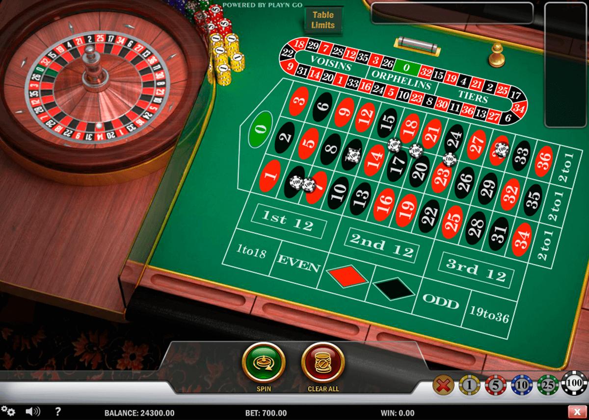 Roulette Zero - 60414