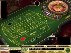 Roulette Tisch wirklich - 12420