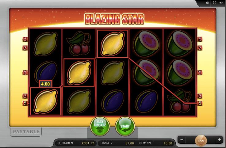Blazing Star free - 89706