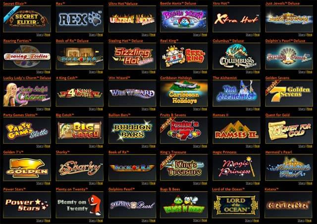 Geheimnis Spielautomaten - 23231