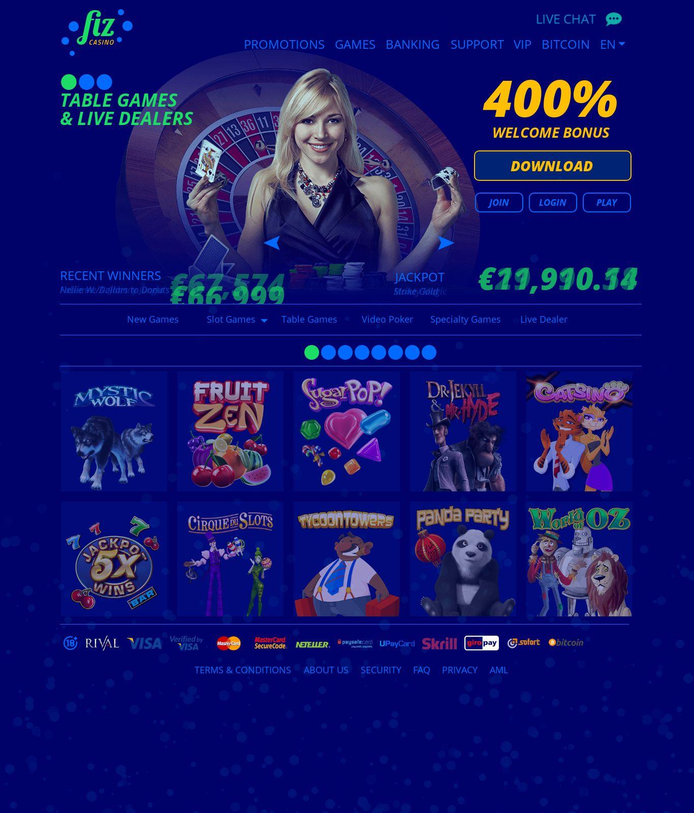 Eure Casino Top - 39686