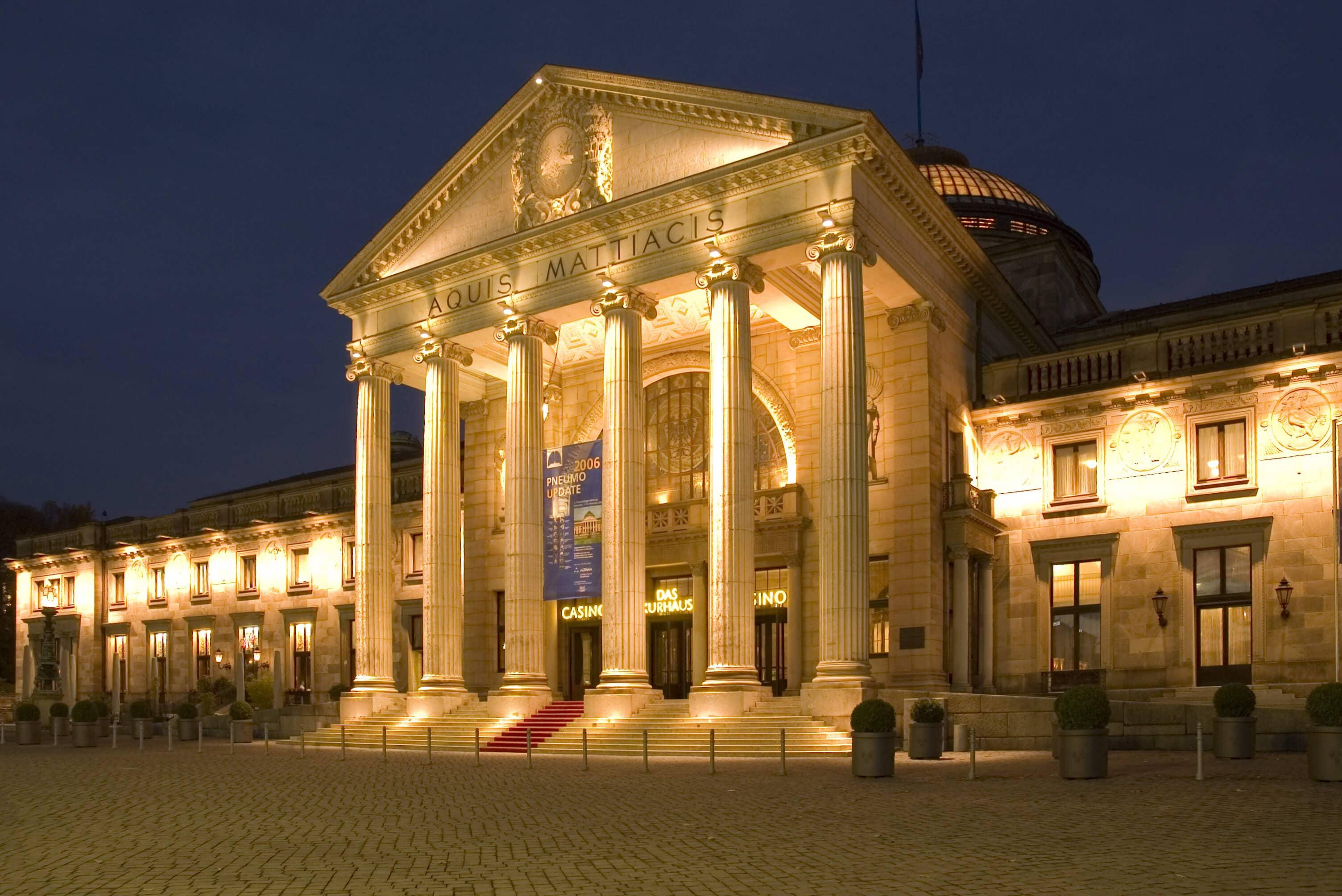 Spielbanken Deutschland - 54852
