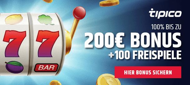 Tipico Bonus - 40091