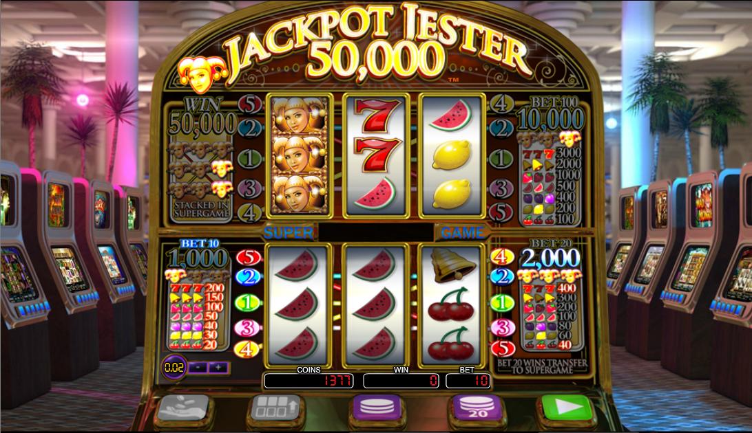 Online Casino Jackpot - 29923