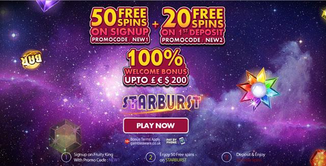 Online Casino Bonus - 21819
