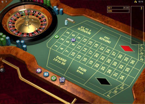 Roulette Kombinationen - 62917