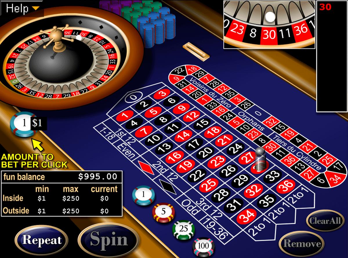 Roulette online - 76007