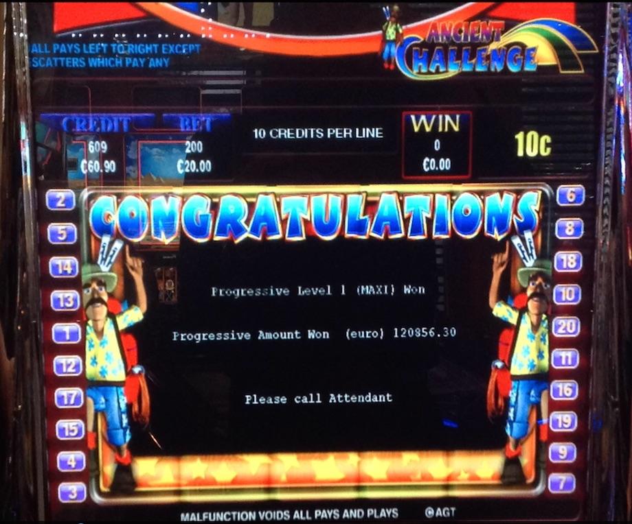 Spielbank Automatenspiel - 70094