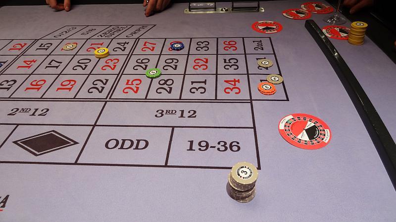 Roulette Tisch Casino - 98545