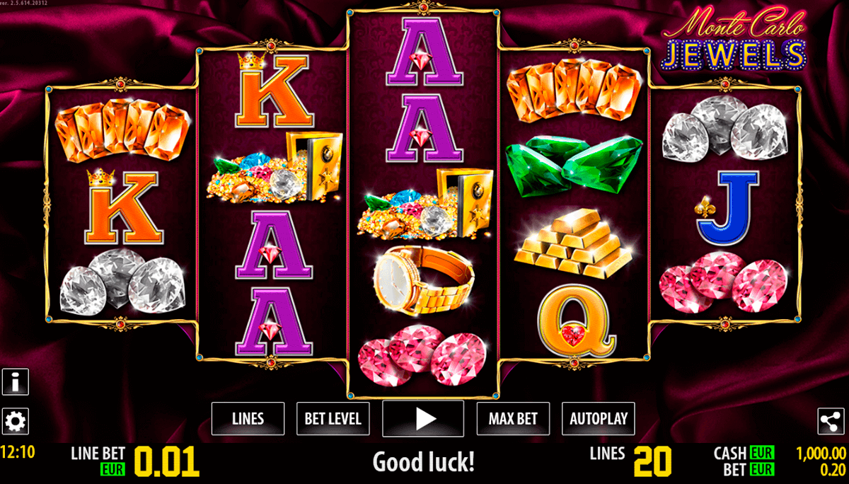 Spielautomaten Tricks - 84019