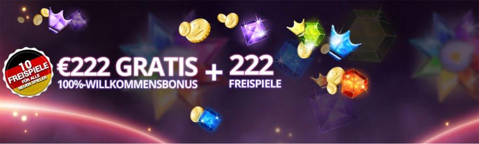 Starburst Freispiele - 77680