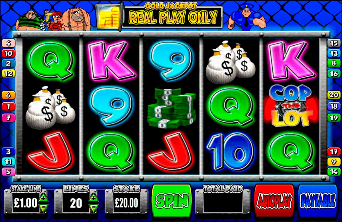 Spielautomat Bonus - 5289