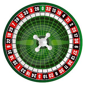 Rot Schwarz Roulette - 54768