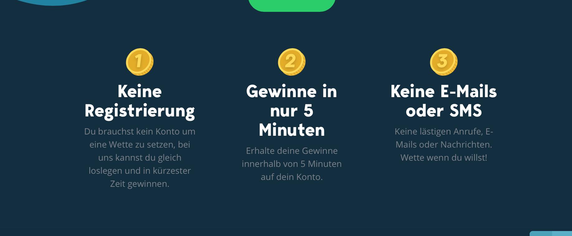 Buchmacher Sportwetten - 97470