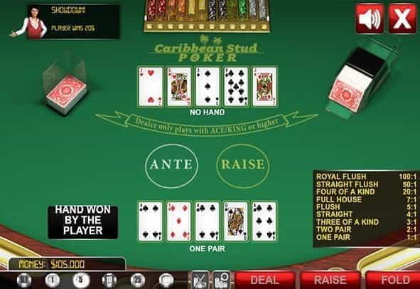 New Poker - 11015