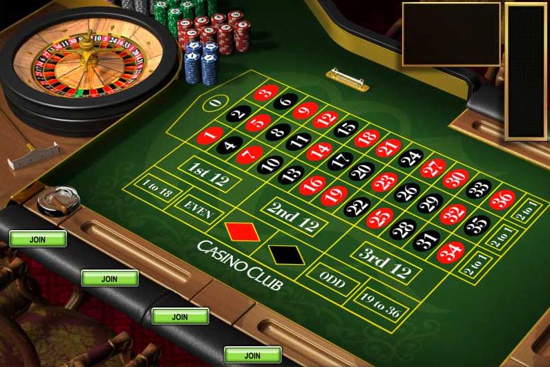 Roulette Tisch - 62166