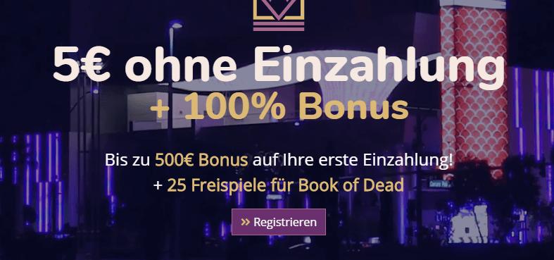 Casino Bonus - 29566