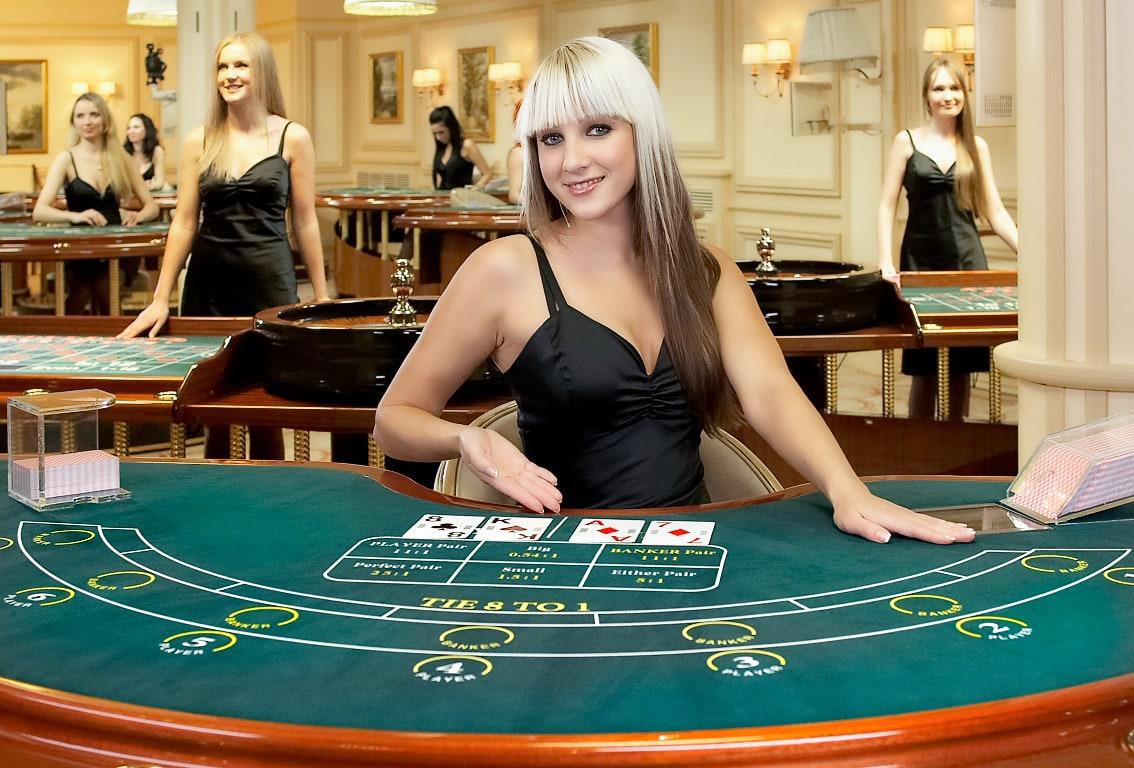 Live Dealer Casino - 40849
