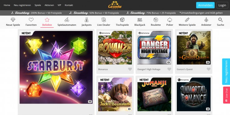 Spiele Casinos - 83105