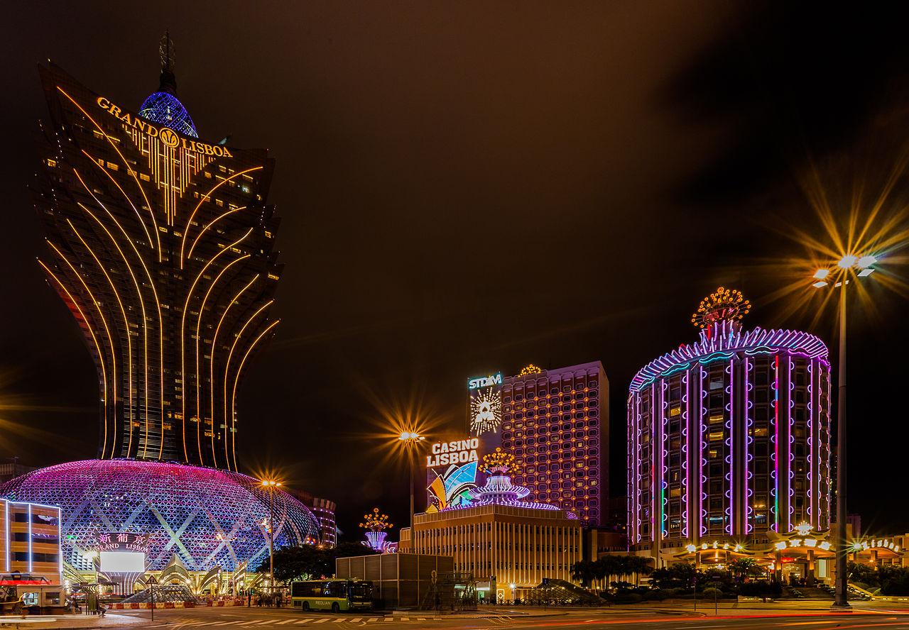 Macau Glücksrad - 48611