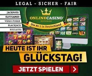Spielbanken Deutschland Trinkgeld - 22230