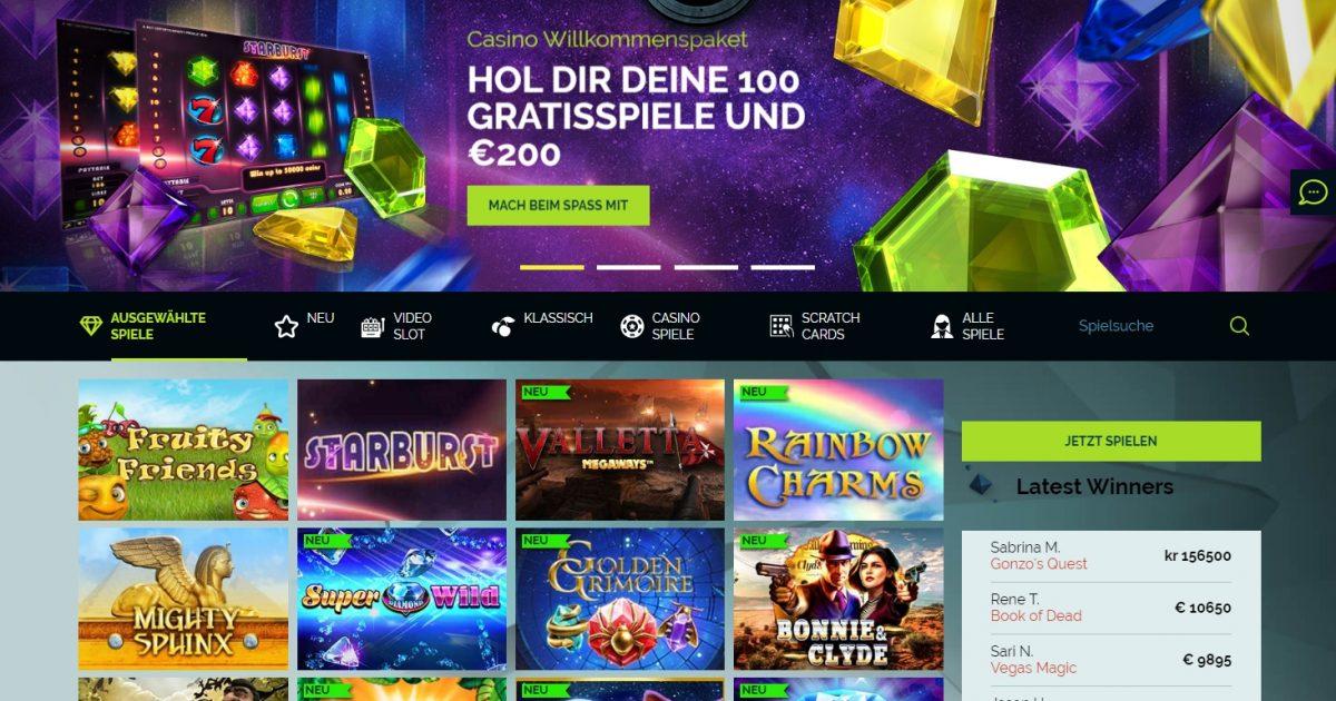 Bonus neues Casino - 28464