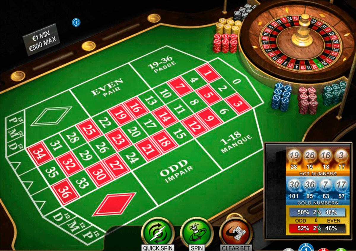 Europäisches Roulette Spielautomaten - 62455