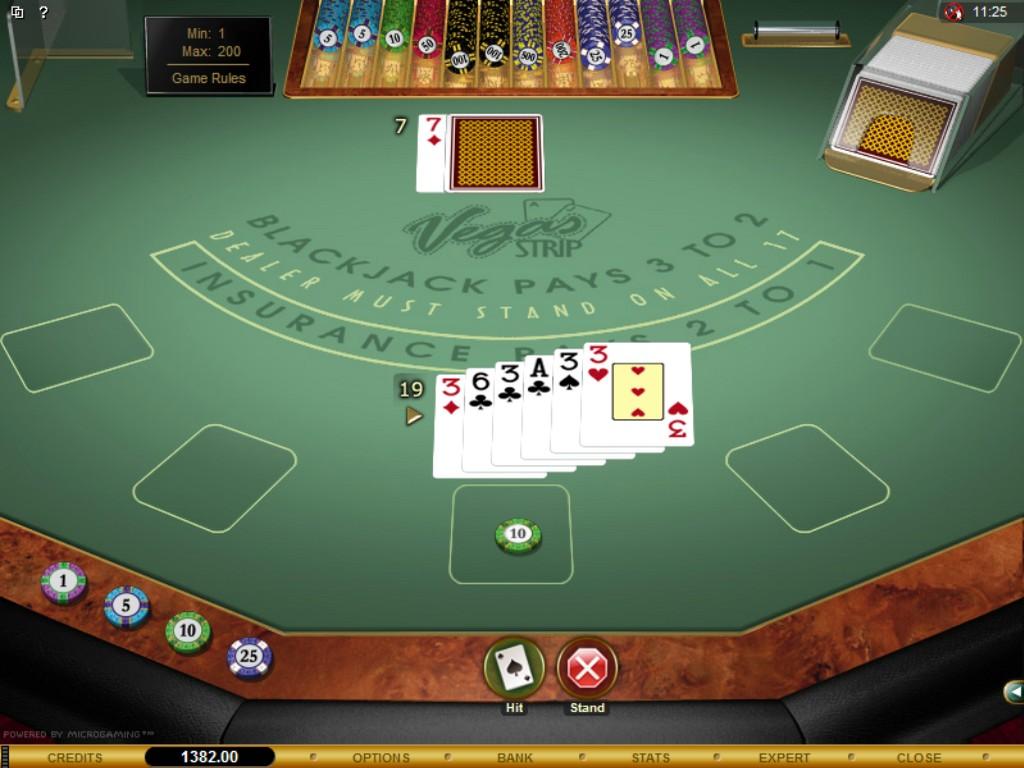 Strategie Blackjack - 60622