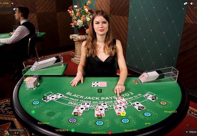 Blackjack Spielgeld - 88767