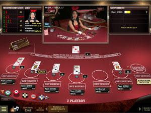 Blackjack Karten - 78052