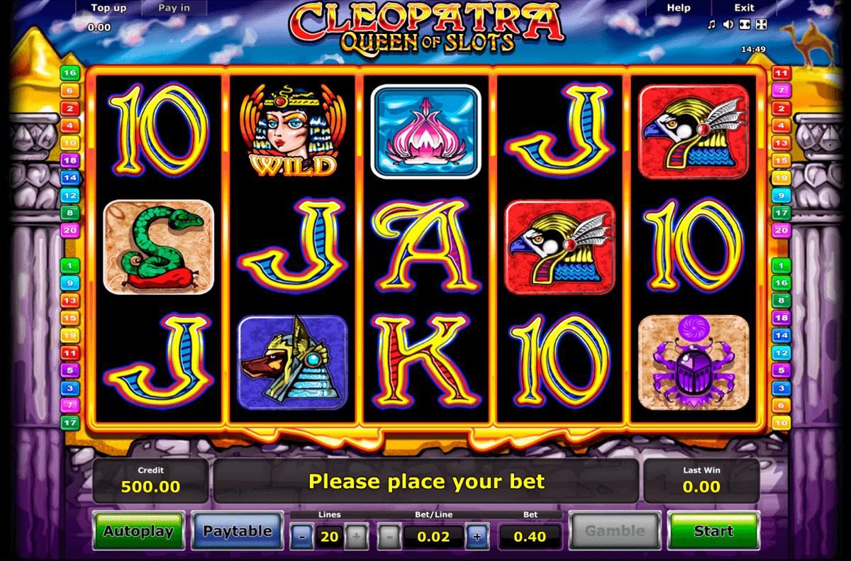 Klassische Spielautomaten online - 77305