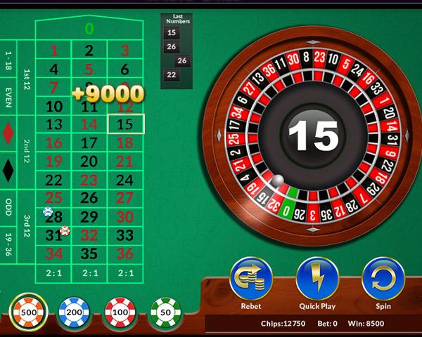 Roulette Tool Spielbanken - 99151