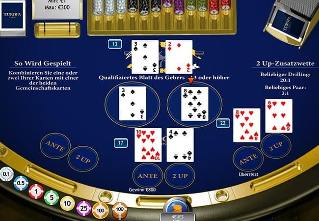 Europa Casino app - 35448