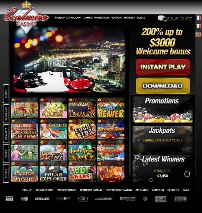 Free Spin Casino - 48500