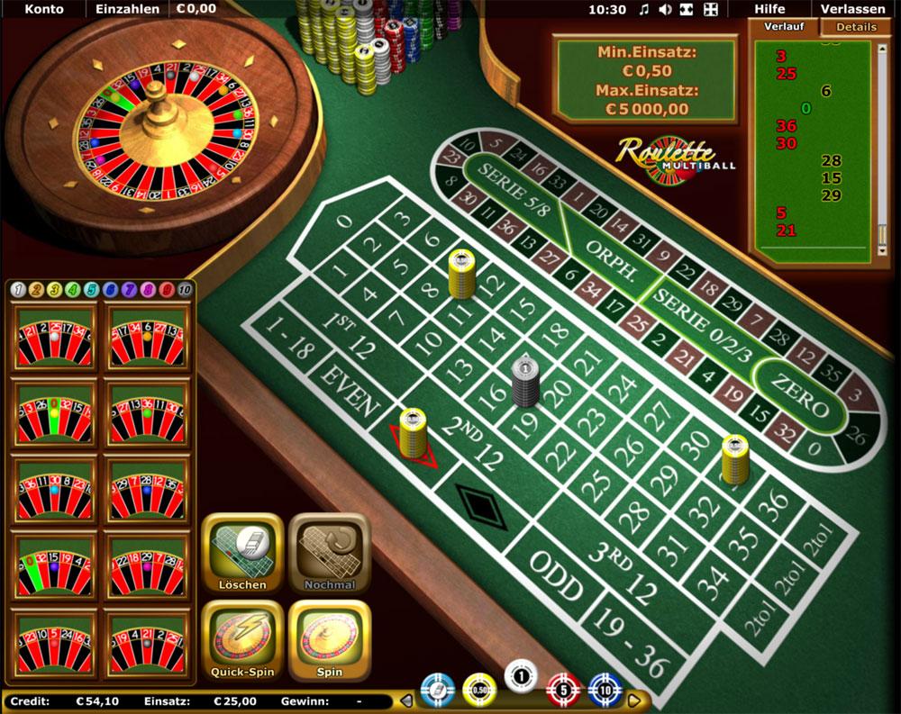 Roulette Spielanleitung GrandFortune - 31599