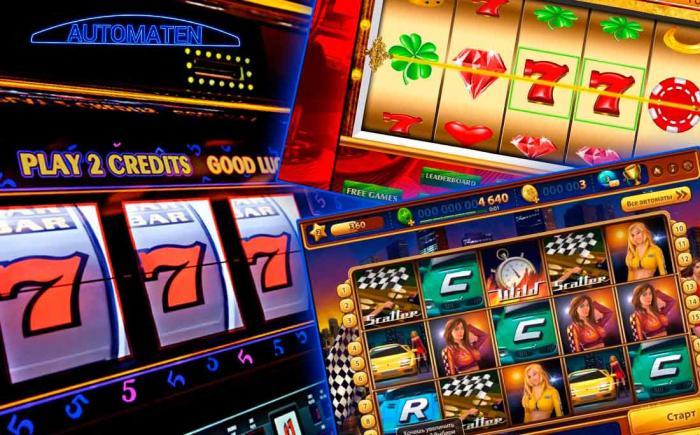 Gewinnoptimierung Spielautomaten - 35696