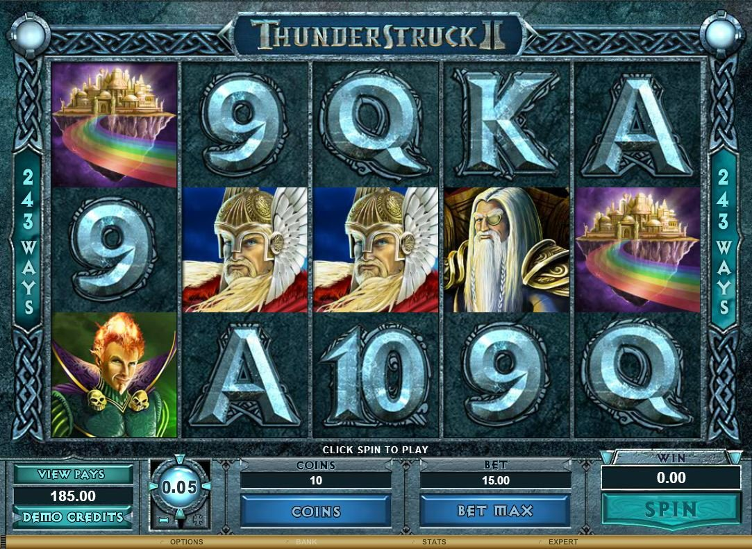 Spielbanken Casino Thunderstruck - 6980