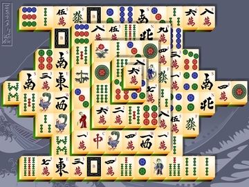 Spiel Mahjong online - 62256