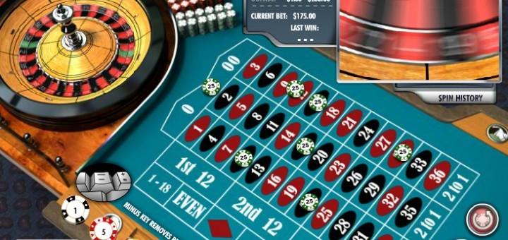 Roulette Satz - 62383