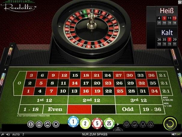 Roulette Erfahrungen - 54880