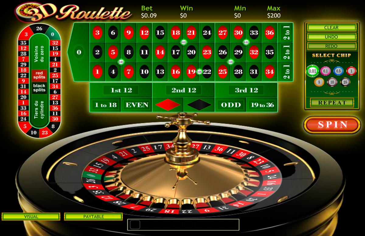 European Roulette - 15784