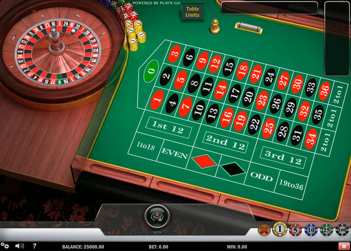 Casino Roulett spielen - 6647