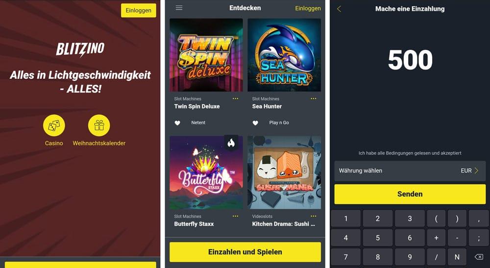 Casino apps Blitzino - 80366