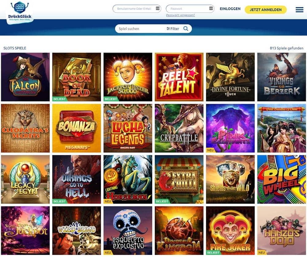 Alle Slot Spiele - 84274