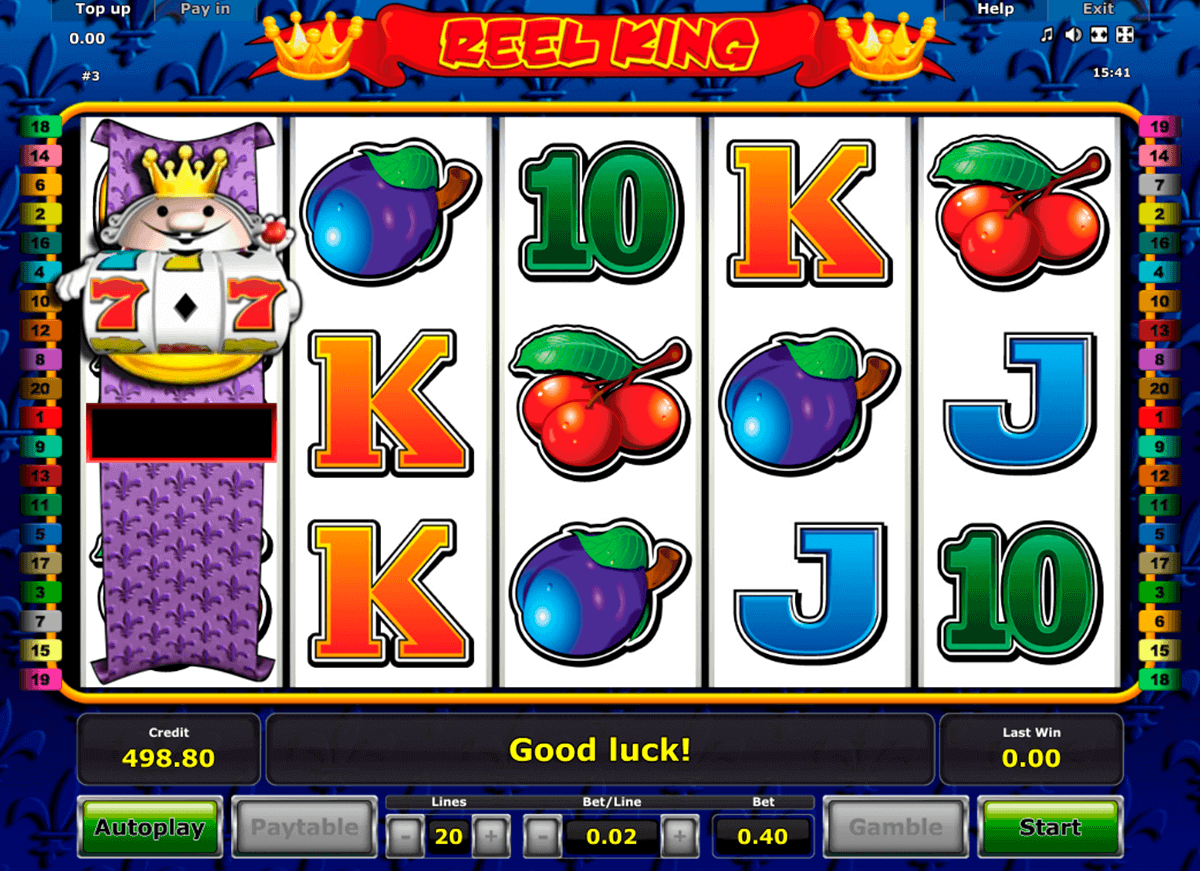 Alte Spielautomaten - 65397